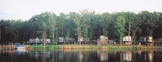 Lake Fork Rv Parks Paradise Rv Resorts